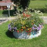Fleurissement_du village_